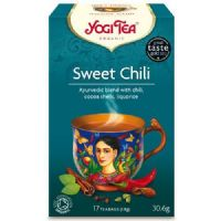 Yogi Tea Organic Sweet Chili Tea 17 Bags